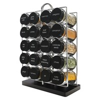 Maxwell & Williams Spice It Up 21-Piece Spice Rack | Zanui.com.au