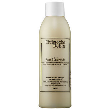 Christophe Robin Moisturizing Hair Oil with Lavender (5.1 oz)