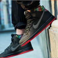 Nike dunk High SB Gasparilla spot pirate 313171-028