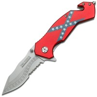 Tac Force TF-663DF Assisted Opening Folding Knife 4-Inch Closed