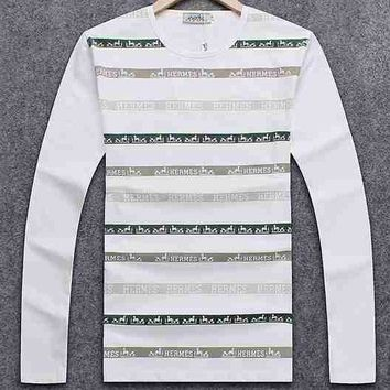 Hermes Top Sweater Pullover