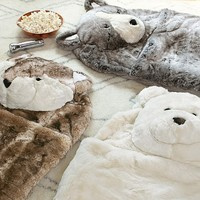 Fur Sleeping Bags