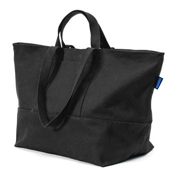 BAGGU Weekend Travel Bag Black