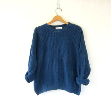 Best Baggy Knit Sweaters Products on Wanelo