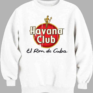 Havana Club Vintage logo Sweater for Mens Sweater and Womens Sweater ***