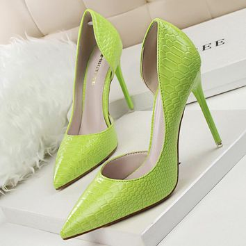 Women Pumps Sexy Extreme High Heels Party Shoes For Women Summer Pumps Fashion Ladies Shoes