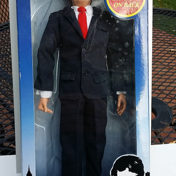 DONALD TRUMP 12 inch Talking Doll New in Box Never Opened Collectible Gift Figure Free Shipping