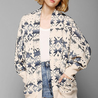Ecote Canyon Cardigan  - Urban Outfitters