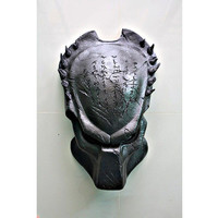 1:1 Full Scale Prop Replica Sideshow Predator AVP Scar Helmet Mask Wolf Home decor decoration Living room Bedroom Wall hanging PD4