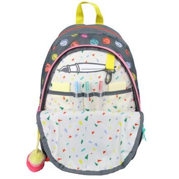 "Kids' Backpack Scribble Dot 17"" - Cat & Jack™"
