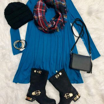 So Perfectly Yours Tunic Dress