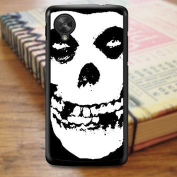 Misfits Black White Logo Nexus 5 Case