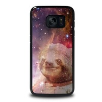 ASTRONOT SLOTH Samsung Galaxy S7 Edge Case Cover