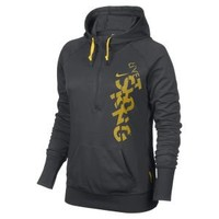 Nike Store. LIVESTRONG All-Time Half-Zip Women's Hoodie