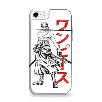 Zoro Pirate Hunter One Piece Anime iPhone 6 | iPhone 6S Case