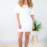 You're THE One Off Shoulder Dress