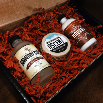 Valentine's Day Mens Grooming Gift Set