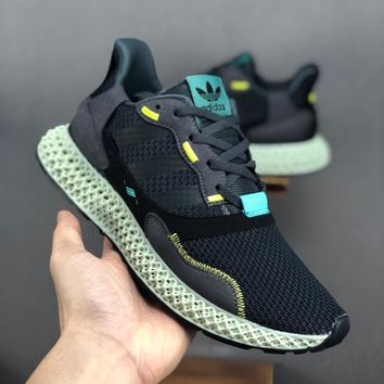 adidas ZX 4000 4D ¡°Carbon¡± Running Shoes-1