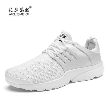 2018 New Arrival Men Air Mesh Tennis Shoes for Men Trainers Spor 14d987500