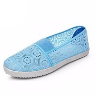Women Shoes Spring Summer Soft Insole Flat Shoes
