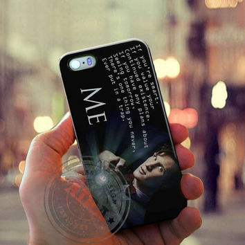 Tardis Doctor Who Quote Case for Iphone 4, 4s, Iphone 5, 5s, Iphone 5c, Samsung Galaxy S3, S4, S5, Galaxy Note 2, Note 3.