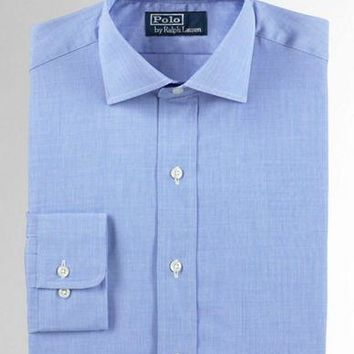 Polo Ralph Lauren Regular Fit Poplin Regent Shirt