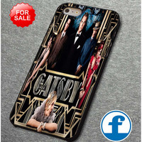 The Great Gatsby Patterns for iphone, ipod, samsung galaxy, HTC and Nexus Phone Case