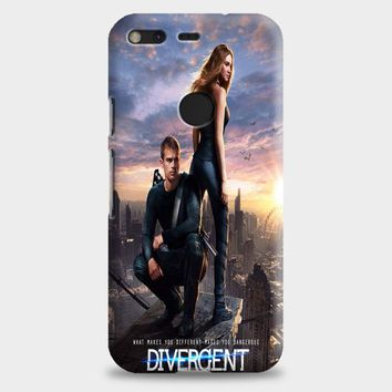Divergent Mortal Instrument And Hunger Game Google Pixel XL Case