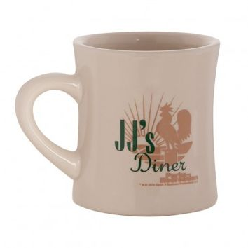 PARKS AND RECREATION JJ'S DINER MUG