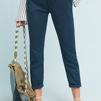 AG The Caden Mid-Rise Cropped Trousers