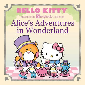 Alice's Adventures in Wonderland Hello Kitty Storybook