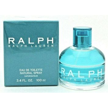 Ralph Perfume by Ralph Lauren 3.4 oz.Eau de Toilette Spray for Women