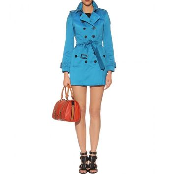 Westland Cotton Military Trench Coat