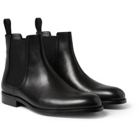 Lanvin - Panelled Leather Chelsea Boots | MR PORTER