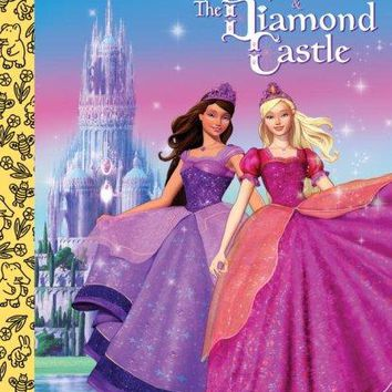 The Barbie & The Diamond Castle (Little Golden Books)