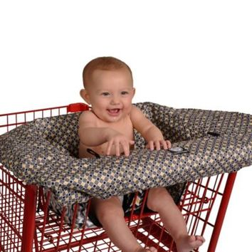 Balboa Baby® Shopping Cart and Highchair Cover in Diamond