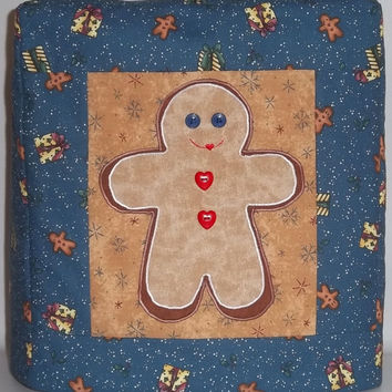 KitchenAid Mixer Cover - Ginger Bread Man