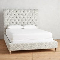 Thistle-Printed Orianna Bed