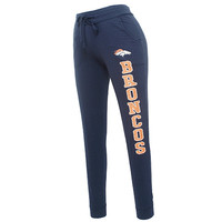 Denver Broncos Home Field French Terry Pants