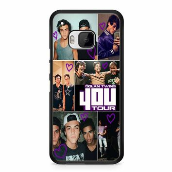 Dolan Twins 4Ou Collage HTC M9 Case
