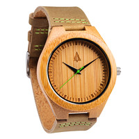 Wooden Watch // Frank Green