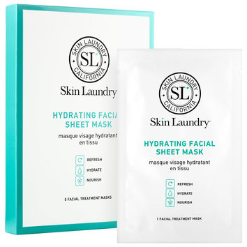 Sephora: Skin Laundry : Hydrating Facial Sheet Mask : sheet-masks