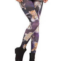 Space Cat Leggings | Hot Topic