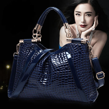 Winter Stylish Leather One Shoulder Bags [6581910407]