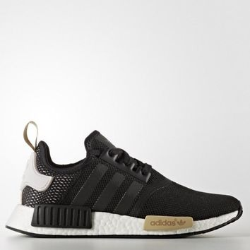 "2017 ""Adidas"" NMD Fashion Trending Women Leisure Running Sports Shoes Mesh Black(khaki"