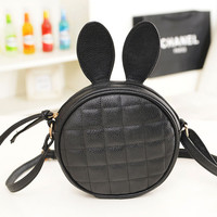 Bunny Ears Quilted Purse