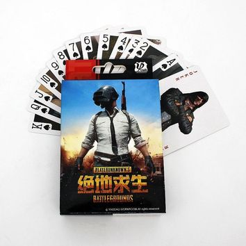Cool Attack on Titan Game Anime PUBG League of legends One Piece Naruto Tokyo Ghoul Gintama  Playing Card Board Gam Cosplay Badge AT_90_11