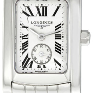 Longines Dolce Vita Ladies Quartz Watch L5.155.4.71.6