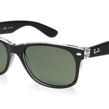 cheap ray ban rb3016 clubmaster sunglasses mock tortoise arista ...