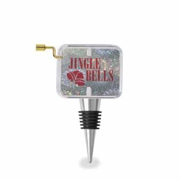 Jingle Bells Music Box Stopper